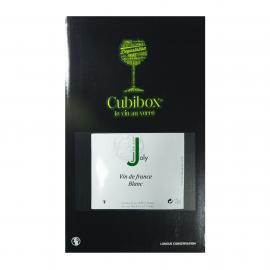 Vin de France Blanc 12° Joly - BIB 10 Litres
