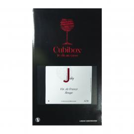 Vin de France Rouge 12° Joly - BIB 10 Litres