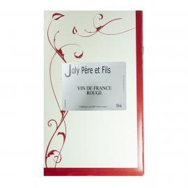 Vin de France Rouge 13° - BIB de 10 Litres