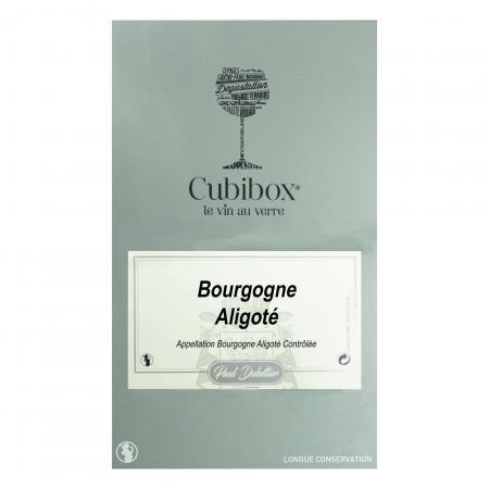 Bourgogne Aligoté Bag in Box de 5 Litres