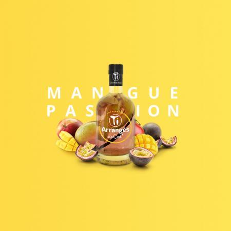 Rhum Arrangé de Ced' - Mangue Passion 70 cl