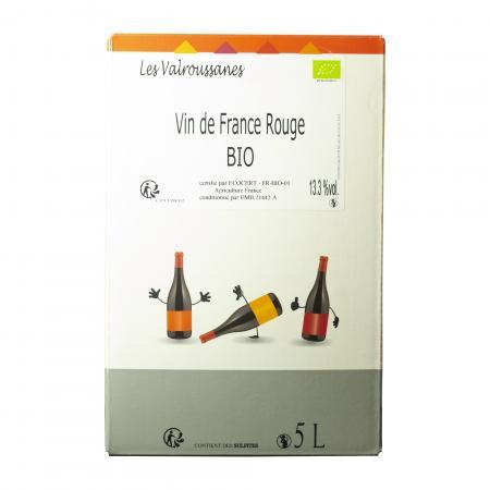 Vin de France BIO