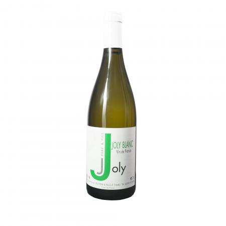 Vin de France Joly Blanc 12° - Bouteille