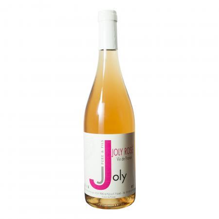 Vin de France Joly Rosé 12° - Bouteille